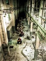Urb-ex Soldiers by AbandonedZone