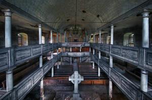 Under the Cross by AbandonedZone
