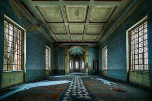 Deserted Sanctuary V by AbandonedZone