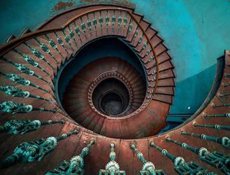 Spiral One by AbandonedZone