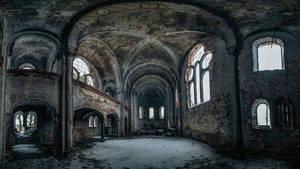 Deserted Sanctuary VIII by AbandonedZone