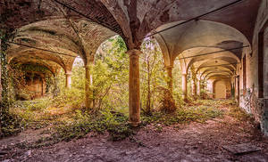 To my Secret Garden by AbandonedZone