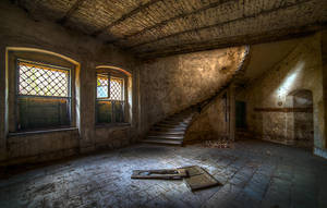 Haunted in a dream II by AbandonedZone