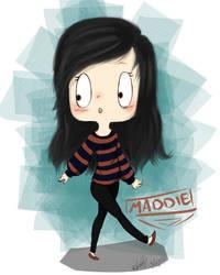 Maddie by R-R-C