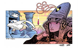 MOEBIUS with Andrew by BrandNewNostalgia