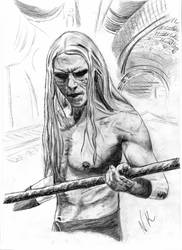 prince Nuada by Simaell