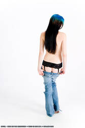 Garter Belt Tease by NudeDragon