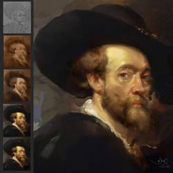 Rubens by ali-kiani-amin