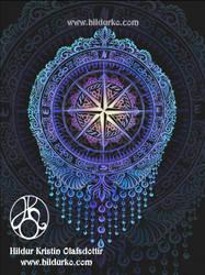 Compass of your Soul by hildur-k-o