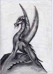 mi drakon by hildur-k-o