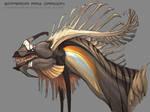 Emperor Ray Headshot by beastofoblivion
