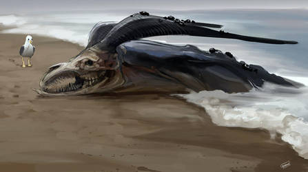 Washed Up by beastofoblivion