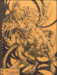 Symbiote by beastofoblivion