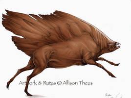 The Ruta by beastofoblivion