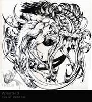 Wraith 3 by beastofoblivion