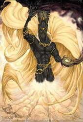 Ultimate Emperor by beastofoblivion