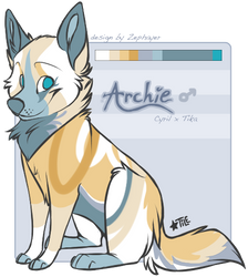 ARCHIE - design by RBSRdesigns
