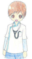 HM: The Tale of Two Towns - Hiro for Chicken-Yuki by DarkPhoenix19