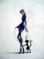 Catwoman by GabiSpree