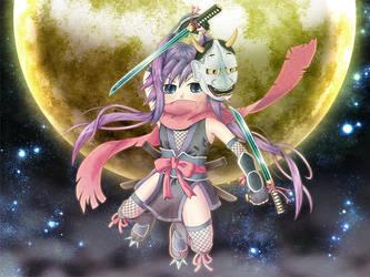 Lumi -Ninja Edition- by pasticceria-jp