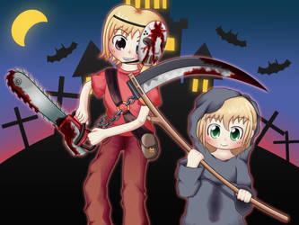 Happy Halloween by pasticceria-jp
