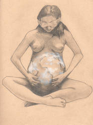 Mother Earth by Berdyflyer
