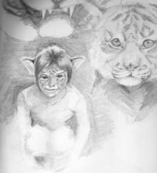 TigerBoy by Berdyflyer