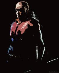 Robin | Batman Arkham Knight by ReverseSilence