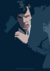 Sherlock Holmes by ReverseSilence