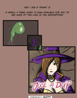 Just A drip. by Dthorin