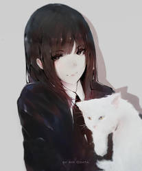 Kristine Dinglasan by AoiOgataArtist