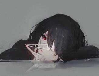 Misaki Mei by AoiOgataArtist