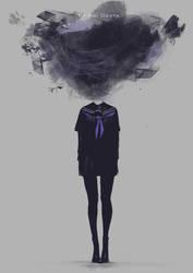 Smoke by AoiOgataArtist