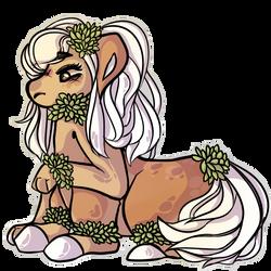 Parasplicer- Horse, Trade (3/3) by C00kieKat