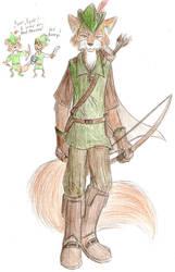 Robin Hood by Cane-McKeyton