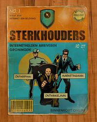 Sterkhouders announcement by berthjan