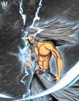 Zeus by HazazelCl