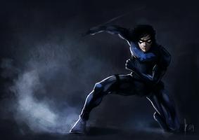 Nightwing by radacs