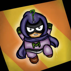 South Park: Mysterion by xTH3Mx