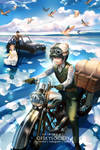 Kino's Journey | Kino no Tabi by ofSkySociety