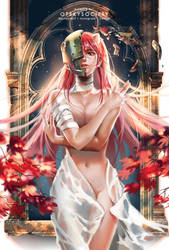 Elfen Lied by ofSkySociety