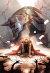 Full Metal Alchemist | Edward and Alphonse Elric by ofSkySociety
