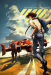 Cowboy Bebop by ofSkySociety