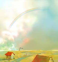 Days with rainbow by Jy-Kim