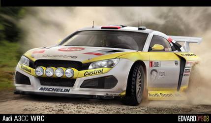 Audi A3CC WRC by dr-phoenix