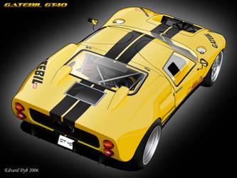 GT40 Vexel by dr-phoenix