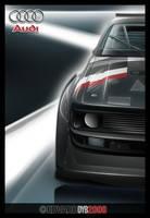 Audi S1 by dr-phoenix