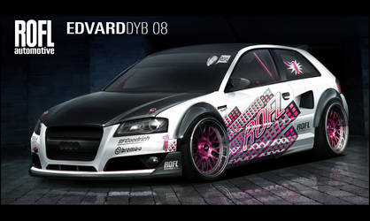 Audi A3 ROFL Automotive by dr-phoenix