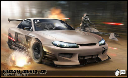 S15 Stormtrooper edition by dr-phoenix