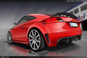 Audi TT Widebody by dr-phoenix